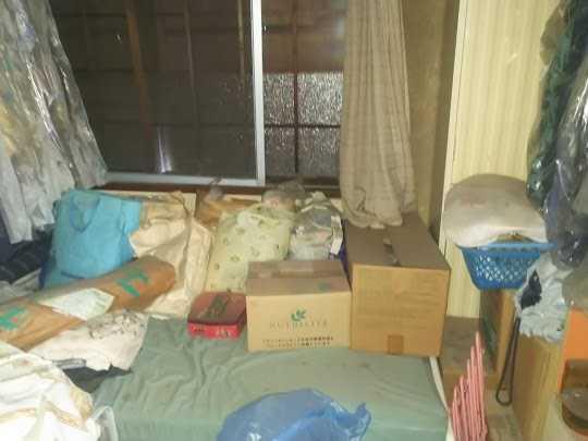 兵庫県伊丹市で空き家の粗大ごみ回収のご依頼