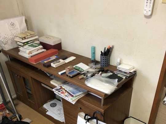 大阪府豊中市で家電・家具回収のご依頼