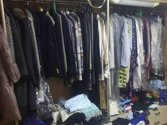 兵庫県尼崎市で古着・衣類・アクセサリーの回収のご依頼