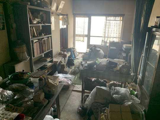 大阪・兵庫で遺品整理に伴う粗大ゴミの回収をお考えならおたすけマックス
