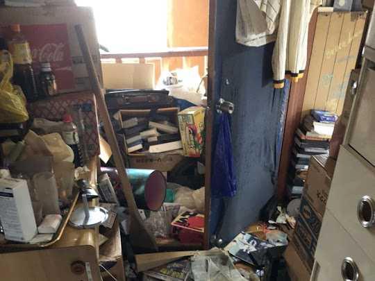 大阪府枚方市で遺品整理に伴う粗大ゴミの片付けのご依頼