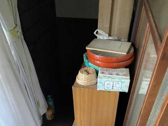 奈良県香芝市で遺品整理に伴う空き家の片付けのご依頼