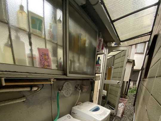 大阪府高槻市で洗濯機処分・不用品回収のご依頼